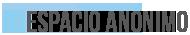 Espacio Anónimo Logo
